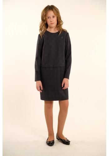 Платье дев. DSG 3010